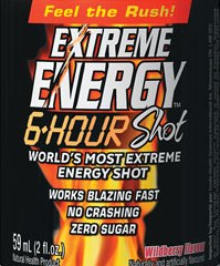 Extrem Energy Rush